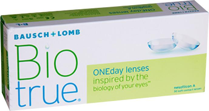 Bausch & Lomb Biotrue ONEday lenses 6.00 (30 unità)