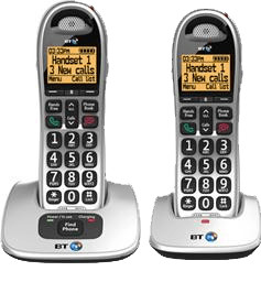 Image of BT 4000 Big Button Twin