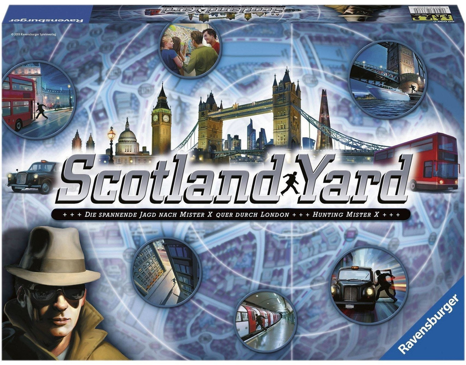 Ravensburger Scotland Yard ´13