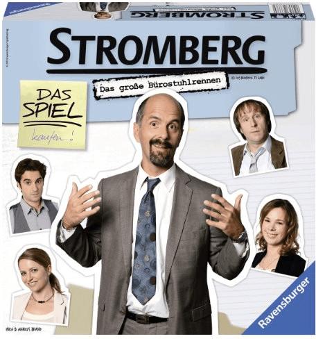 Ravensburger Stromberg - Das Brettspiel (27234)
