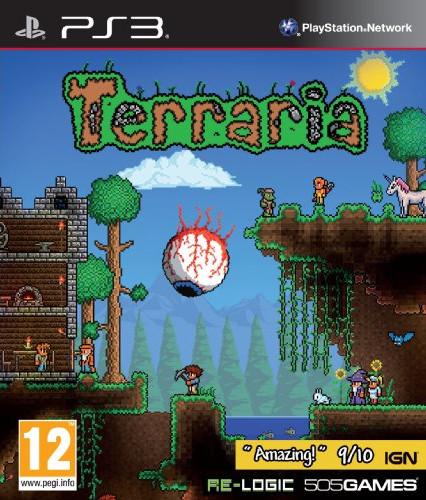 Terraria: Collector's Edition (PS3)
