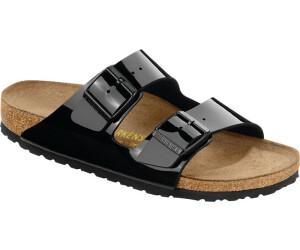 BIRKENSTOCK Arizona Sandalen Pantoletten Schwarz Schuhe | O46