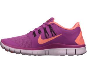 Nike Free 5.0+ Women club pinkanthracitelight violet