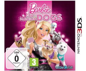 Barbie et le salon de beauté des chiens (3DS)