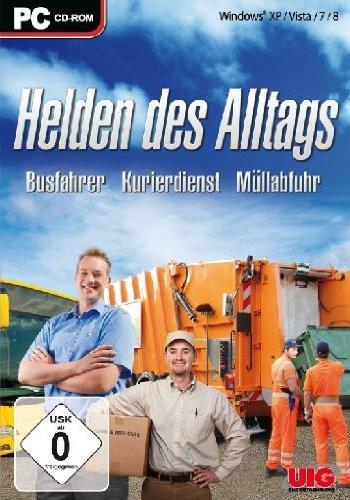 Helden des Alltags: Busfahrer - Kurierdienst - ...
