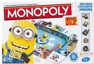 Hasbro Monopoly Ich - Einfach unverbesserlich (...