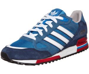 Authentisch adidas Originals La Trainer blauweißgelb