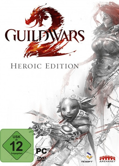 Guild Wars 2: Heroic Edition (PC)