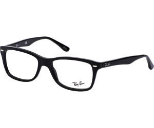 3d7b306c9e6 Buy Ray-Ban RX5228 2000 (black) from £56.00 – Best Deals on idealo.co.uk