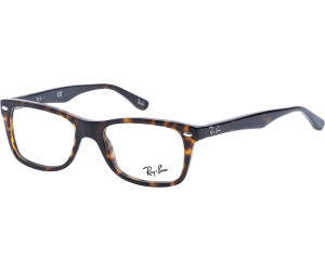 73e87585fc Buy Ray-Ban RX5228 2012 (dark havana) from £65.00 – Best Deals on ...