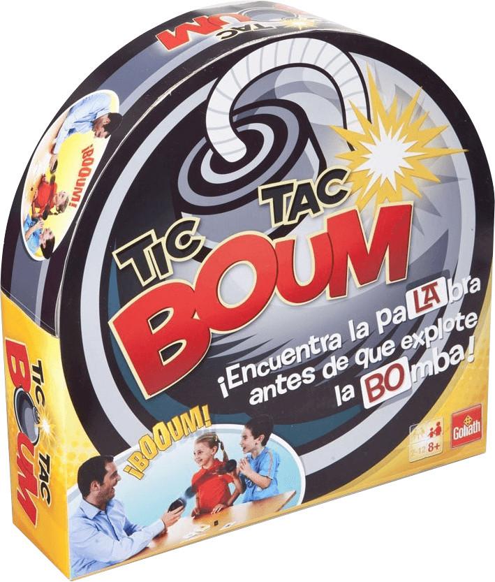 Tic Tac Boum (spanisch)