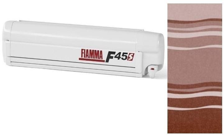Fiamma F45 S 3,5 m weiß