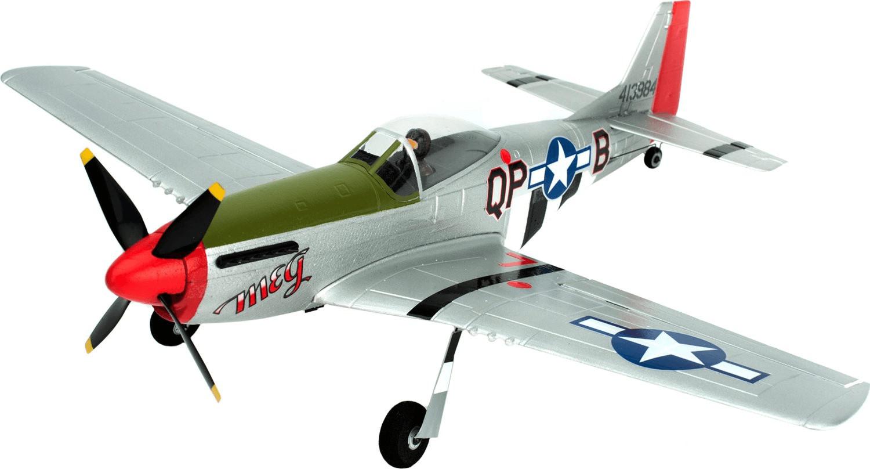 ParkZone Ultra Micro P-51D Mustang RTF (PKZU2400)
