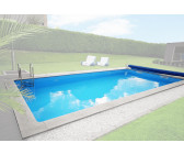 Swimmingpool Rechteckig Preisvergleich G Nstig Bei Idealo Kaufen