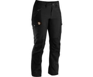 Black Size 34 Fjallraven Womens Nikka Trousers W