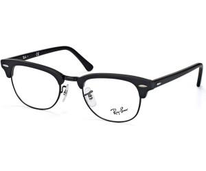 ray ban clubmaster sehbrille schwarz