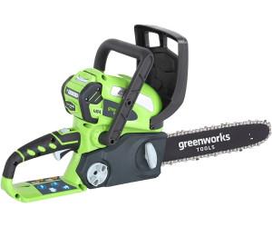 greenworks akku kettens ge 30 cm 40v 20117 ab 89 00 preisvergleich bei. Black Bedroom Furniture Sets. Home Design Ideas