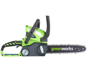 Buy Greenworks G-MAX 40v 30cm Cordless (20117) from £77 95
