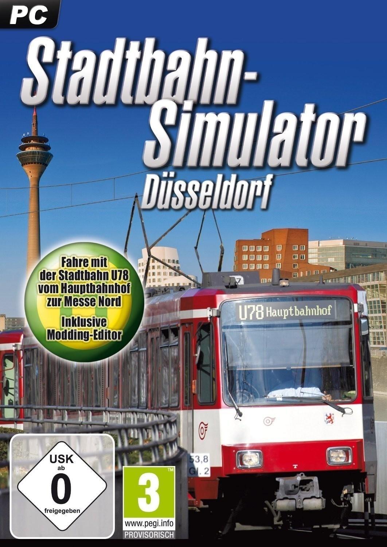 Stadtbahn-Simulator: Düsseldorf (PC)