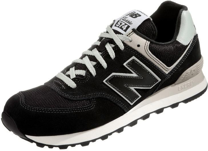 New Balance 574, Zapatillas para Hombre, Negro (Black), 40.5 EU