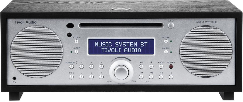 Vorschaubild von Tivoli Music System+ schwarz/silber