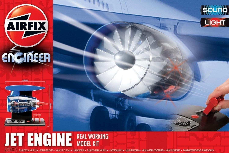 Airfix Engineer - Jet Engine (A20005)