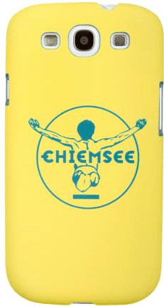 Image of Chiemsee Backcover Kongur (Samsung Galaxy S3)