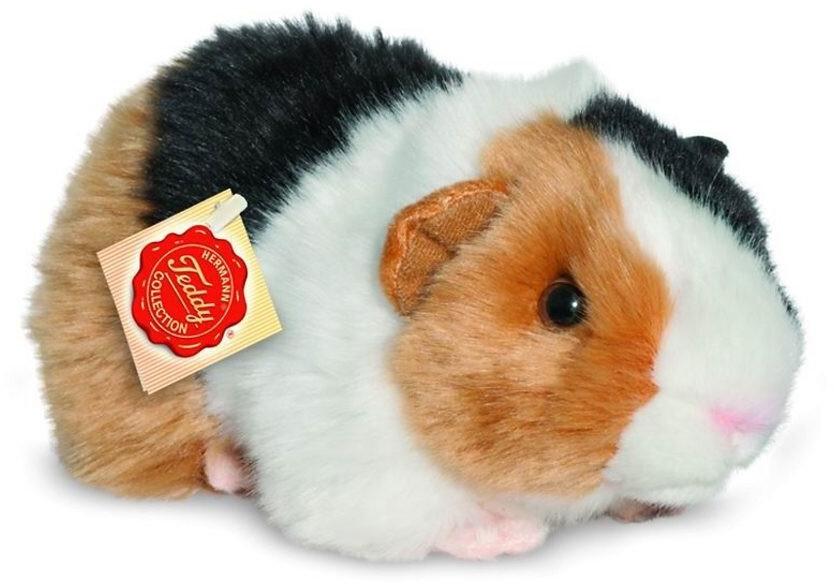 Teddy Hermann Meerschweinchen dreifarbig 20 cm