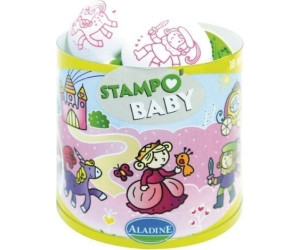 Image of AladinE 	Stampo Baby Princess Stamps