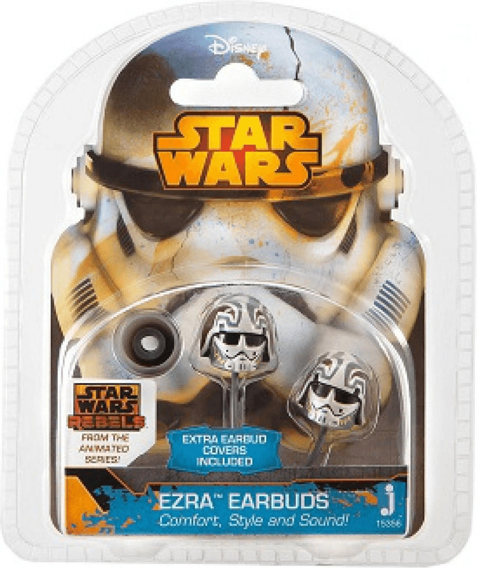 Image of Jazwares Star Wars Earbuds