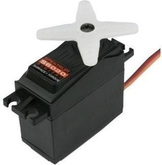 Spektrum Servo S6090 High Voltage Surface Speed...