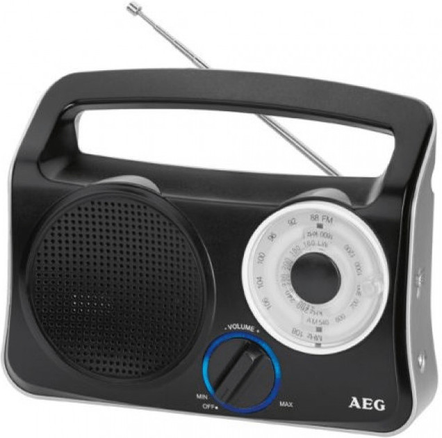 AEG TR 4131 schwarz