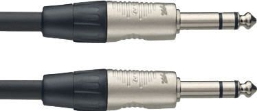 Stagg NAC3PSR Audiokabel (3m)