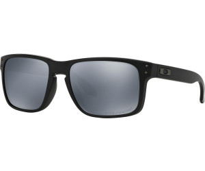 1b7c52bd8b8 Buy Oakley Holbrook OO9102-62 (matte black black polarized) from ...