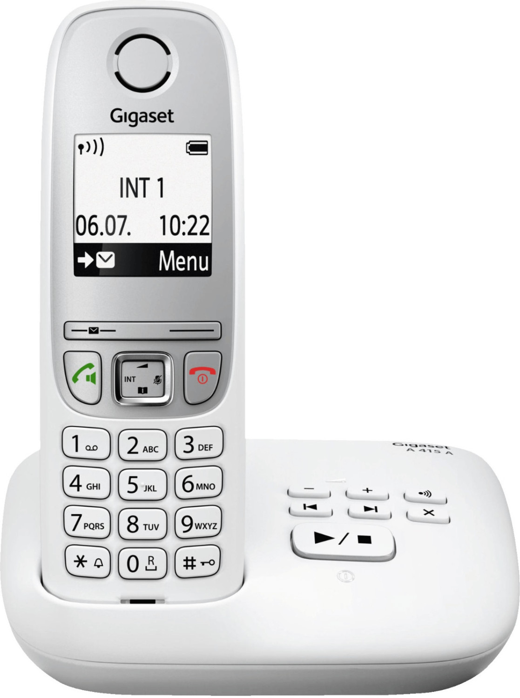 Image of Gigaset A415A Single White
