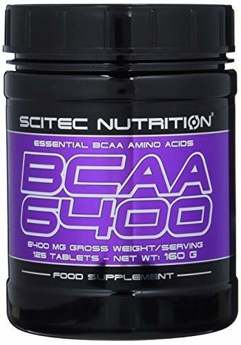 Scitec Nutrition BCAA 6400 125 Stück