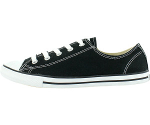 Converse Chuck Taylor All Star Dainty Ox - black (530054C) ab 34,00 ...