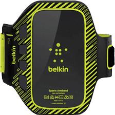 Belkin EaseFit Plus schwarz/gelb (Galaxy S3)