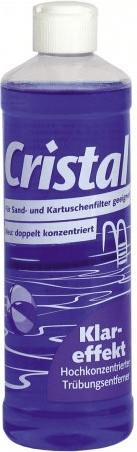 Cristal Klareffekt 0,5 Liter