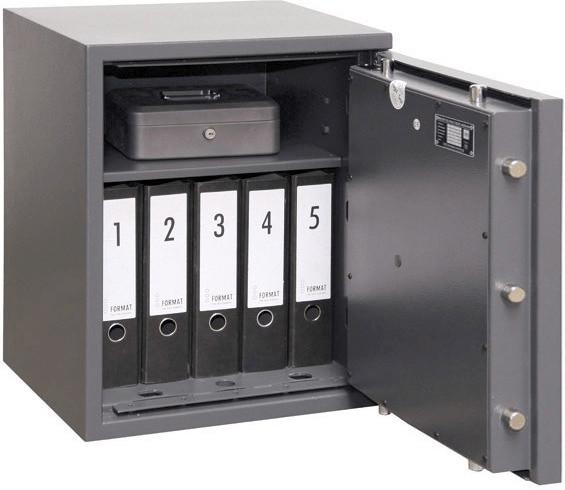 Format Tresorbau EN 1143-1 Grad 0/N Kurzwaffentresor