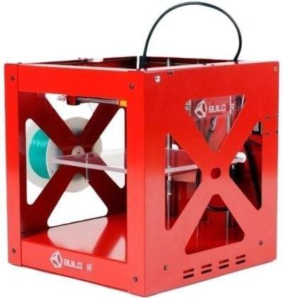 Builder 3D-Drucker rot