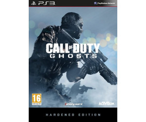 Buy Call Of Duty Ghosts Hardened Edition Ps3 From 35 95