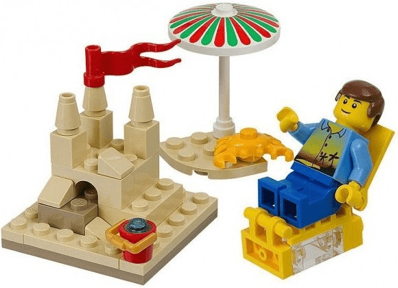 LEGO 40054