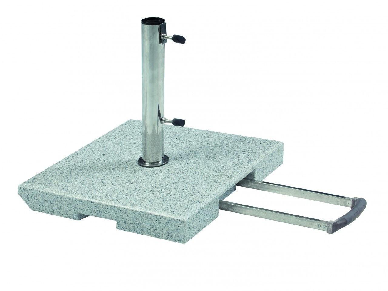 Doppler Granit Schirmständer 32-60 mm (40 kg)