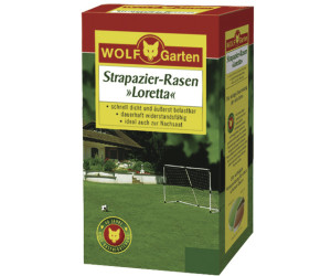 Frisch Wolf-Garten Strapazier-Rasen Loretta ab 4,46 €   Preisvergleich  SA82