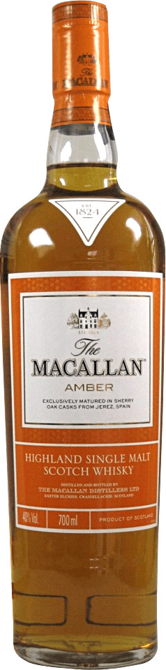 The Macallan Amber 0,7l 40%