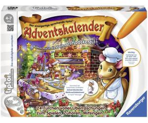 Weihnachtskalender Tiptoi.Ravensburger Tiptoi Adventskalender Ab 7 99 Preisvergleich Bei