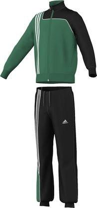Adidas Sereno 11 chándal niño twilight green