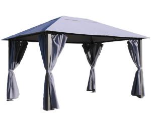 grasekamp paris pavillon seitenteile 3 x 4 m ab 89 99 preisvergleich bei. Black Bedroom Furniture Sets. Home Design Ideas