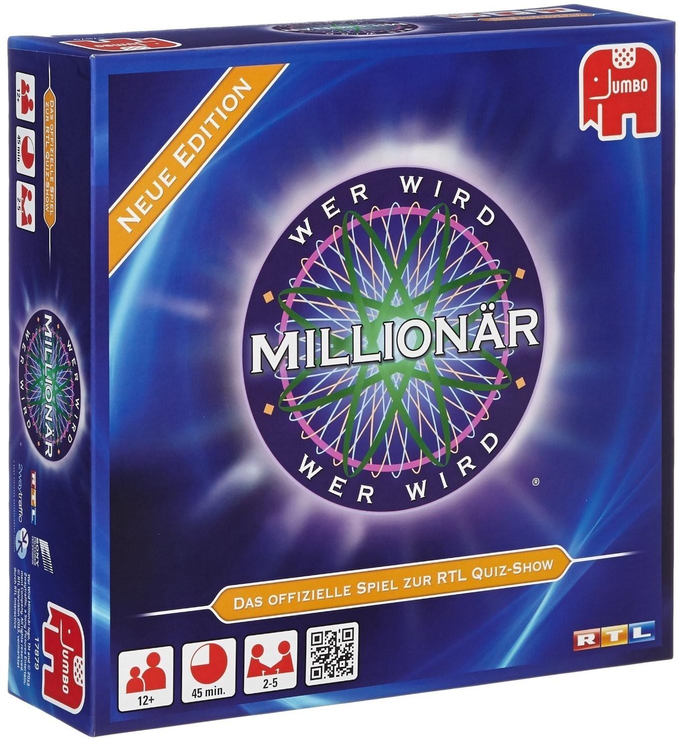 Jumbo Wer wird Millionär? - Neue Edition 2013